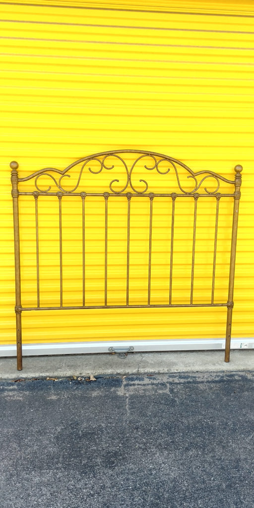 Full Size Metal Headboard And Footboard