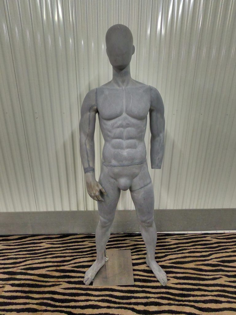 6 Ft Tall Male Mannequin