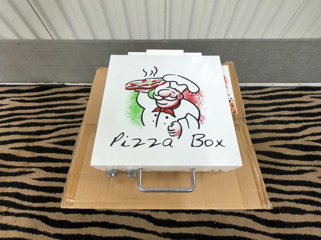 CuiZen Pizza Box Oven (C) Bag A Smile .Com,